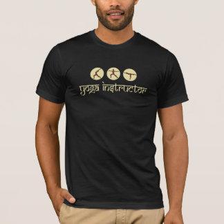 ヨガのインストラクター Tシャツ