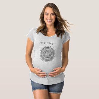 ヨガのベビーのワイシャツ マタニティTシャツ