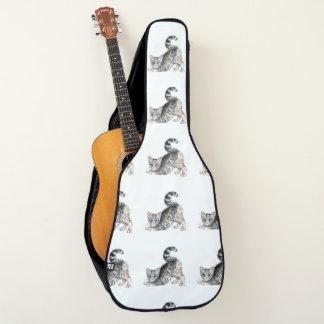 ヨガの子ネコ ギターケース
