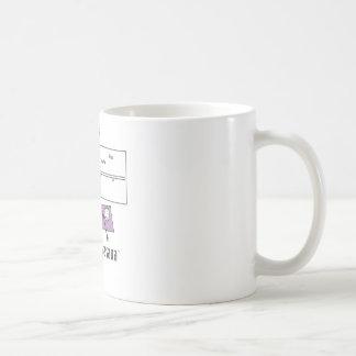 ヨガの後 コーヒーマグカップ