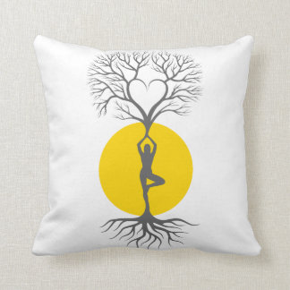 ヨガの枕生命の樹 クッション