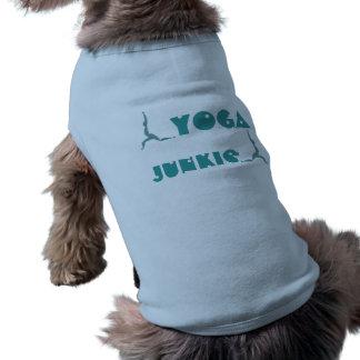 ヨガの麻薬常習者-愛犬家のためのヨガのギフト ペット服