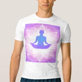 ヨガの黙想 Tシャツ