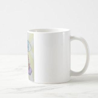 ヨガ猿 コーヒーマグカップ