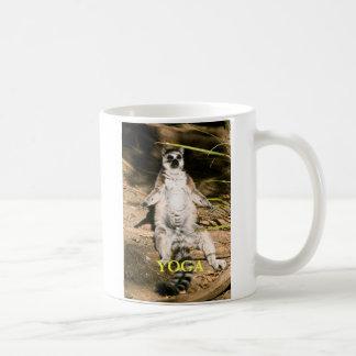 ヨガ コーヒーマグカップ