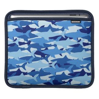ヨシキリザメパターン iPadスリーブ