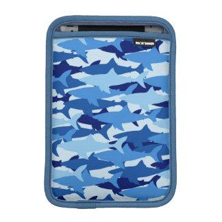 ヨシキリザメパターン iPad MINIスリーブ