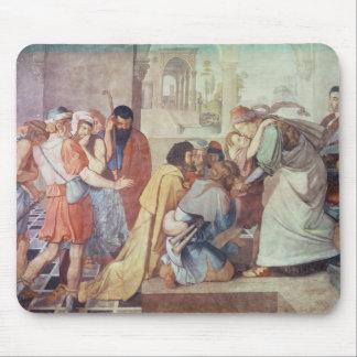 ヨセフは彼の兄弟によって確認しました マウスパッド
