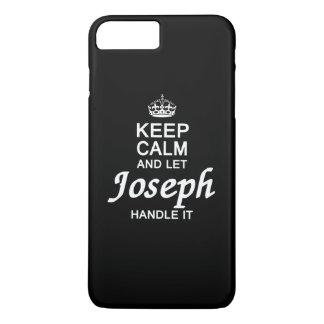 ヨセフをそれを扱うことを許可して下さい! iPhone 8 PLUS/7 PLUSケース
