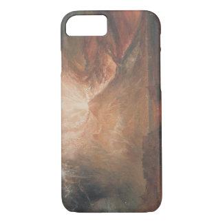 ヨセフMallordウィリアムターナー- Vesuvius iPhone 8/7ケース