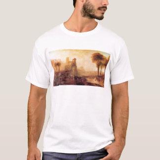 ヨセフMallordターナー- Caligulas宮殿およびBridg Tシャツ