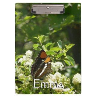 ヨセミテのカリフォルニア姉妹の蝶 クリップボード