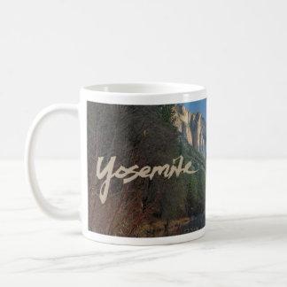 ヨセミテのマグ コーヒーマグカップ