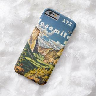 ヨセミテのヴィンテージ旅行ケース BARELY THERE iPhone 6 ケース