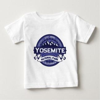 ヨセミテの真夜中 ベビーTシャツ