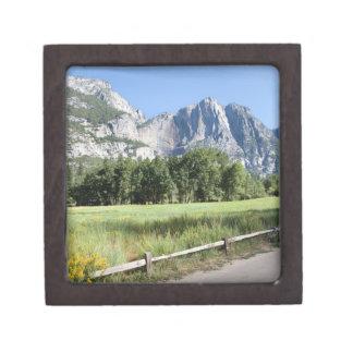 ヨセミテの谷草原、El Capitan、Staycation ギフトボックス