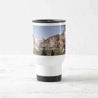 ヨセミテの谷(コーヒータンブラーの写真) トラベルマグ
