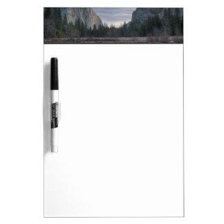 ヨセミテの谷 ホワイトボード