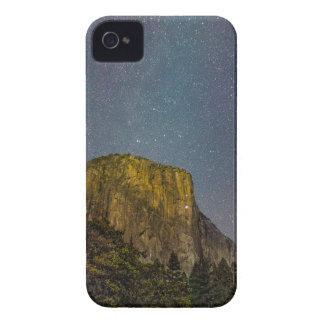 ヨセミテの谷El Capitanの夜空 Case-Mate iPhone 4 ケース