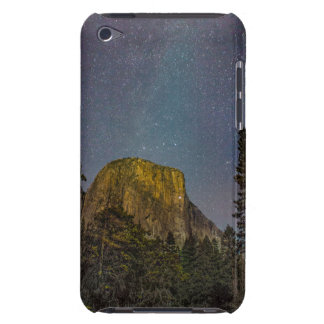 ヨセミテの谷El Capitanの夜空 Case-Mate iPod Touch ケース