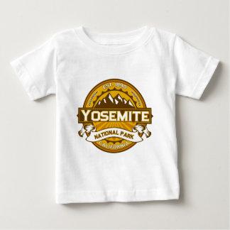 ヨセミテのGoldenrod ベビーTシャツ