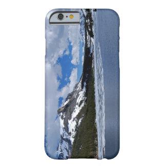 ヨセミテのice湖 barely there iPhone 6 ケース