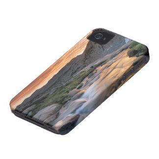 ヨセミテ上の山脈波 Case-Mate iPhone 4 ケース