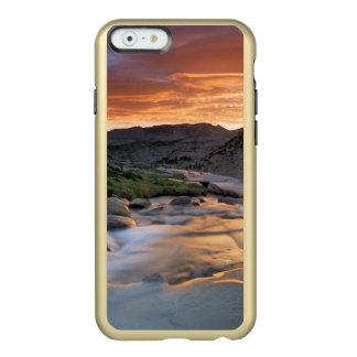 ヨセミテ上の山脈波 INCIPIO FEATHER SHINE iPhone 6ケース