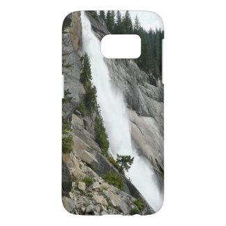 ヨセミテ国立公園のネバダの滝 SAMSUNG GALAXY S7 ケース