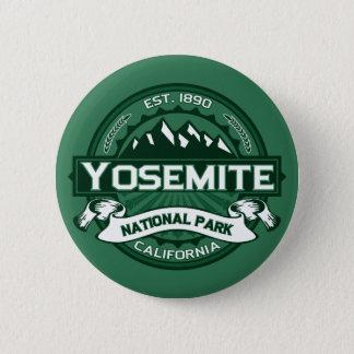 ヨセミテ国立公園のロゴ 缶バッジ