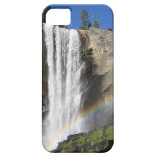 ヨセミテ国立公園の春の秋のiPhone 5の場合 iPhone SE/5/5s ケース