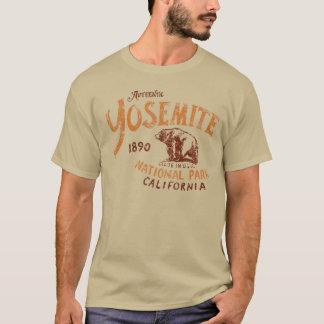 ヨセミテ国立公園の確実なTシャツ Tシャツ