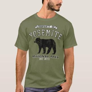 ヨセミテ国立公園の1890年のTシャツ Tシャツ