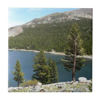 ヨセミテ国立公園のTenaya湖 タイル