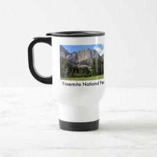 ヨセミテ国立公園、カリフォルニア トラベルマグ
