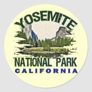 ヨセミテ国立公園、カリフォルニア ラウンドシール