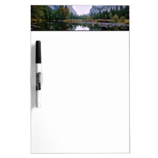 ヨセミテ国立公園 ホワイトボード
