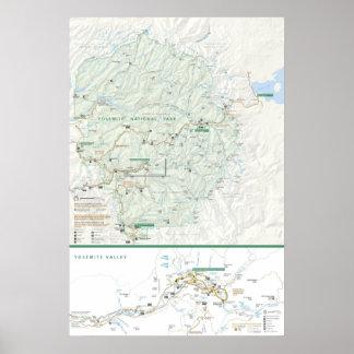 ヨセミテ国立公園 ポスター