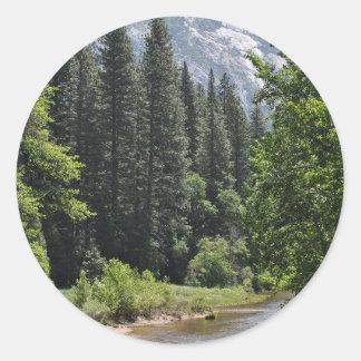 ヨセミテ国立公園 ラウンドシール