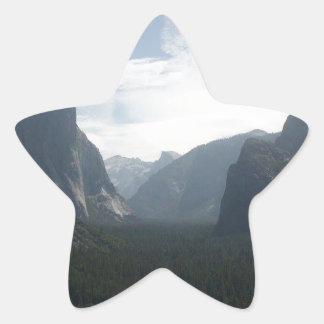ヨセミテ国立公園 星シール