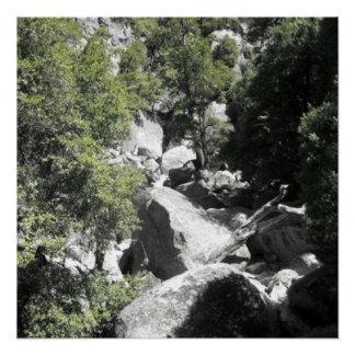 ヨセミテ国立公園(a) ポスター