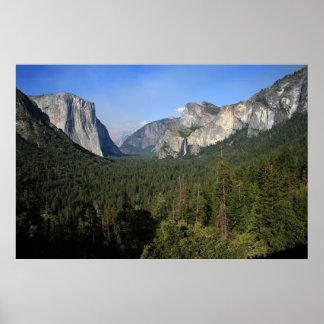 ヨセミテ国立公園、El Capitan ポスター