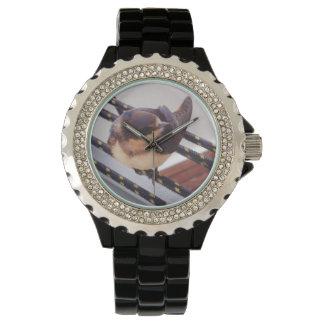 ヨットでの速い移住 腕時計