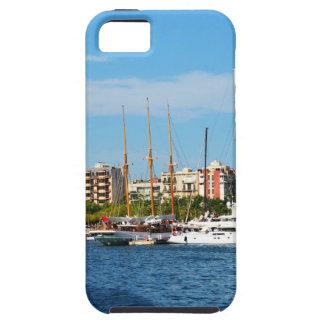 ヨットに乗ること iPhone SE/5/5s ケース