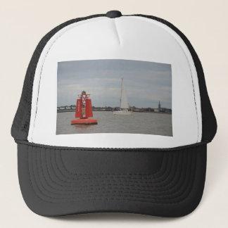 ヨットのシャチ キャップ