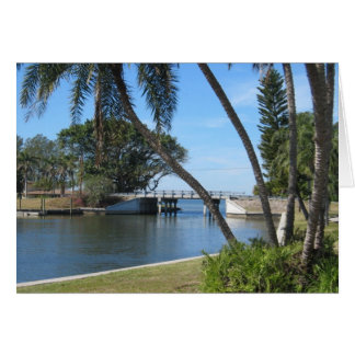 ヨットの洗面器、Bradenton、フロリダ カード