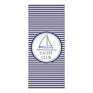 ヨットクラブ カード