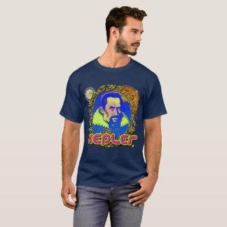 ヨハネス・ケプラーのティー Tシャツ