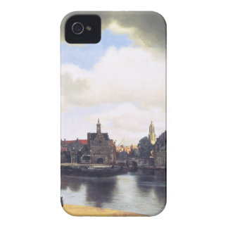 ヨハネスVermeer著デルフトの眺め Case-Mate iPhone 4 ケース