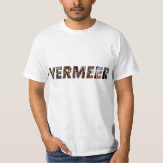 ヨハネスVermeer 4 Tシャツ